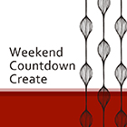 Weekend Countdown Create