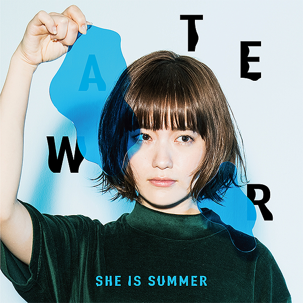 SHE IS SUMMER 「WATER SLIDER」