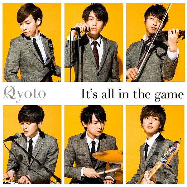 Qyoto「It's all in the game」