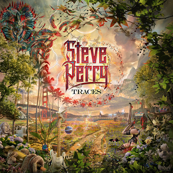STEVE PERRY「No Erasin'」