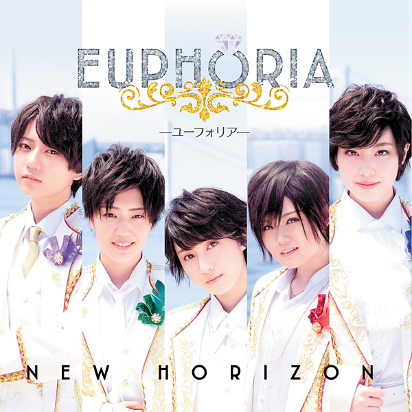 EUPHORIA「NEW HORIZON」